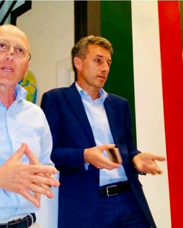 Elezioni a Battipaglia, Caso nominato coordinatore della lista di Italia Viva
