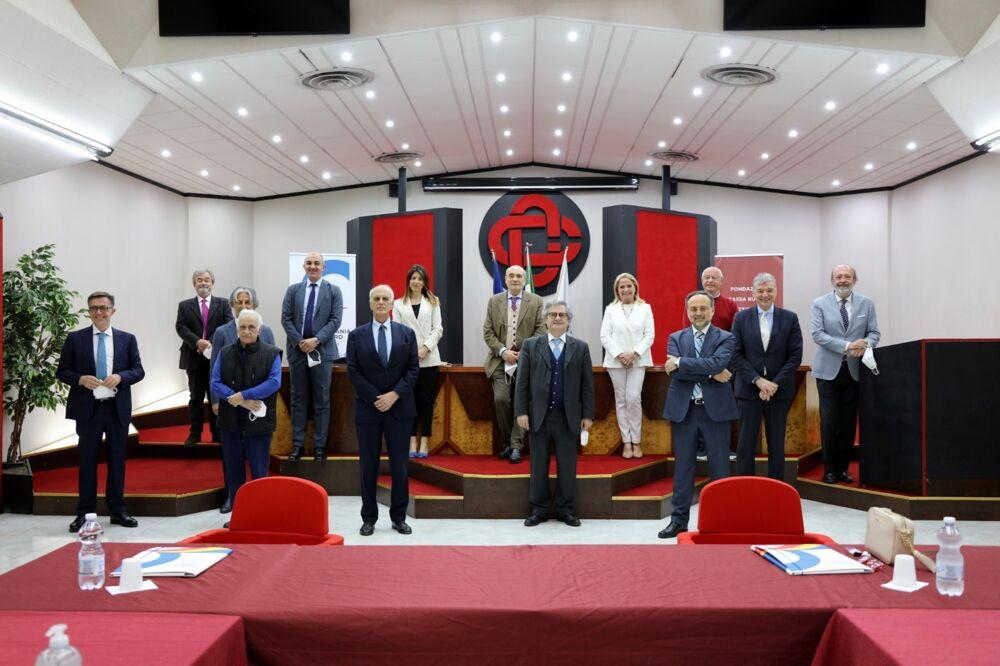 Banca Campania Centro, approvato il bilancio 2020 e confermato Catarozzo alla presidenza