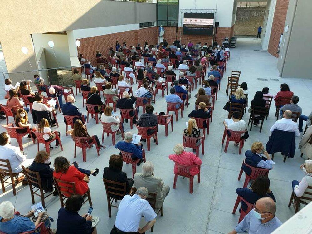 Prima la cappella in via Vinciprova e poi la chiesa al Galiziano: gioiscono i fedeli a Salerno