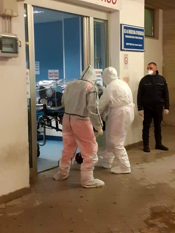 Covid killer: nuovo decesso a Fisciano, altri contagi nel salernitano