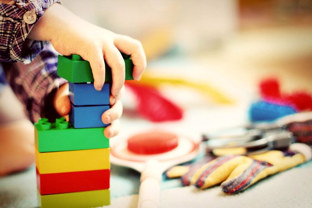 I consigli per disinfettare i giocattoli per bambini