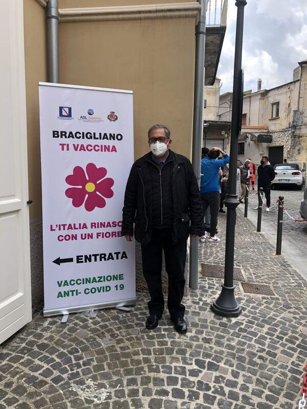 Campagna vaccinale a Bracigliano: il 50% dei residenti ha già ricevuto la dose