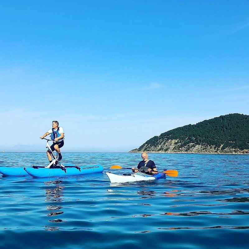Castellabate, gemellaggio tra associazioni per promuovere gli sport acquatici
