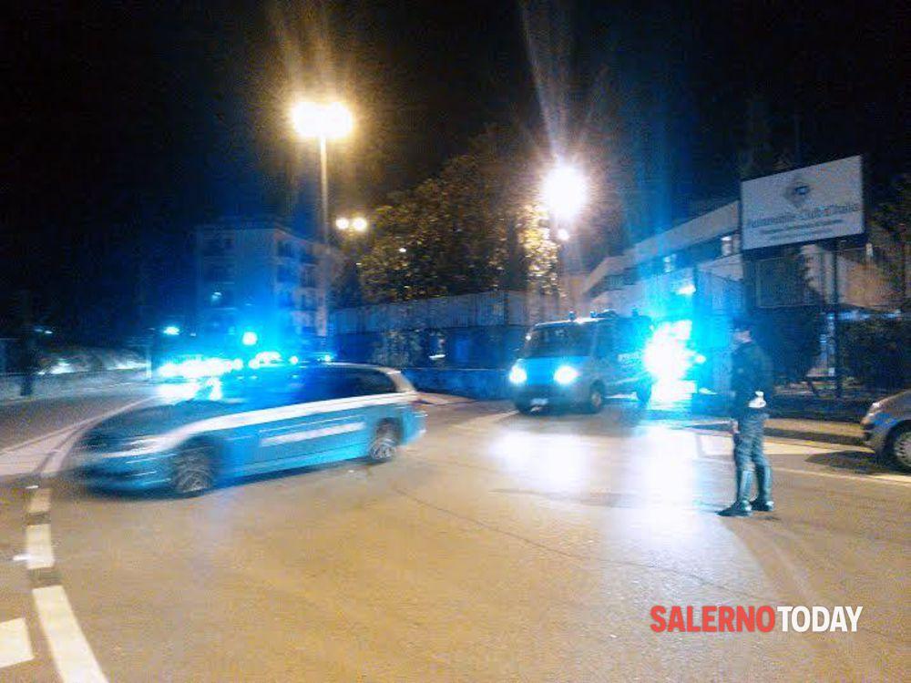 Rapina un autogrill e fugge: investito e ucciso sull'A3 a Nocera Superiore
