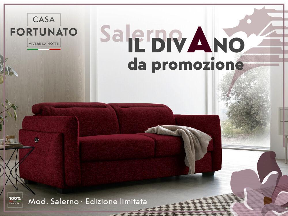 """Salernitana in A, """"Casa Fortunato"""" realizza in omaggio un divano speciale"""