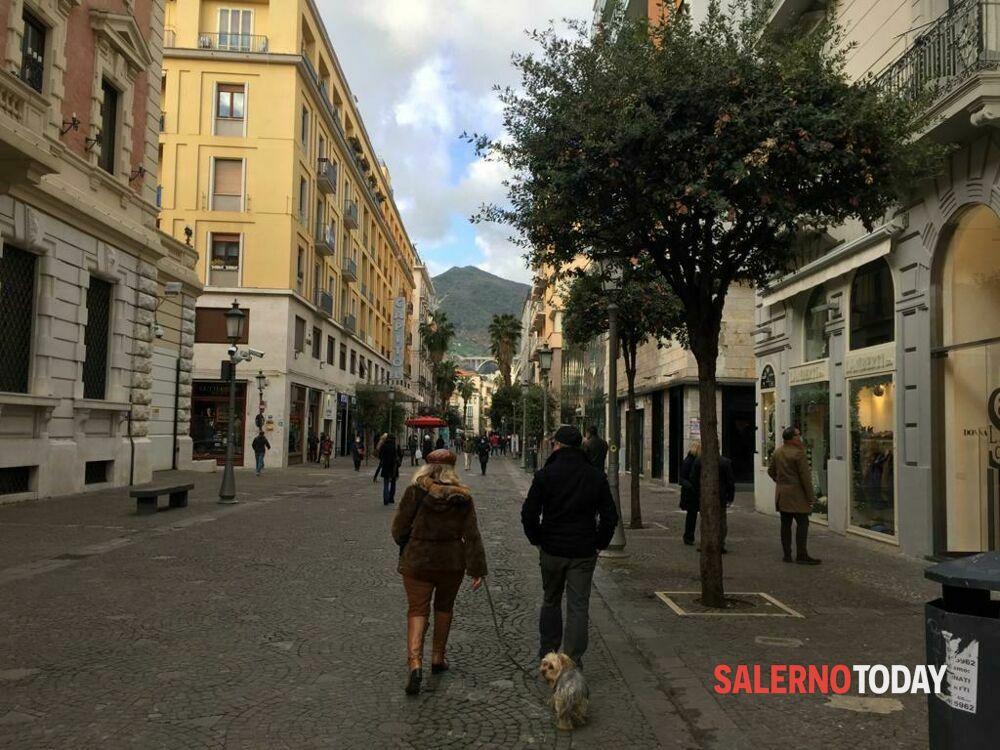 Restyling sul Corso di Salerno, i lavori slitanno ancora