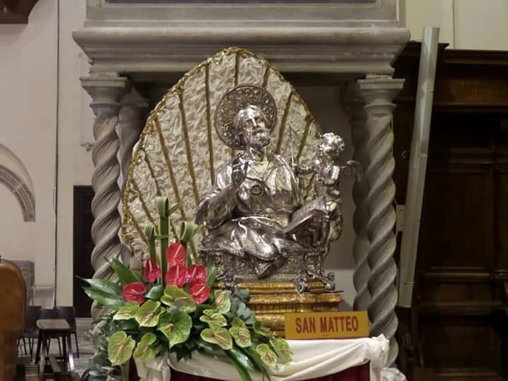 Celebrazione in ricordo della traslazione delle spoglie di San Matteo: l'appuntamento al Duomo
