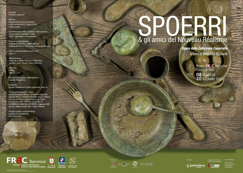 Spoerri & gli amici del Nouveau Réalisme: è tutto pronto per la mostra del FRaC