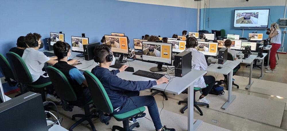 Green Game Digital: grande successo per gli studenti del De Sanctis