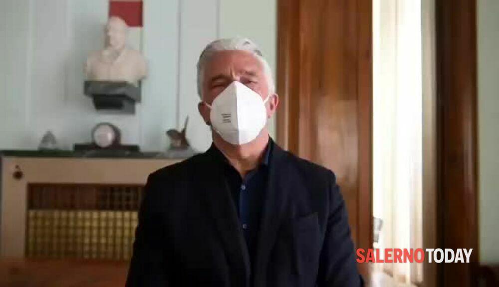 VIDEO   Vaccini per over 80 al Centro Sociale: l'appello del sindaco