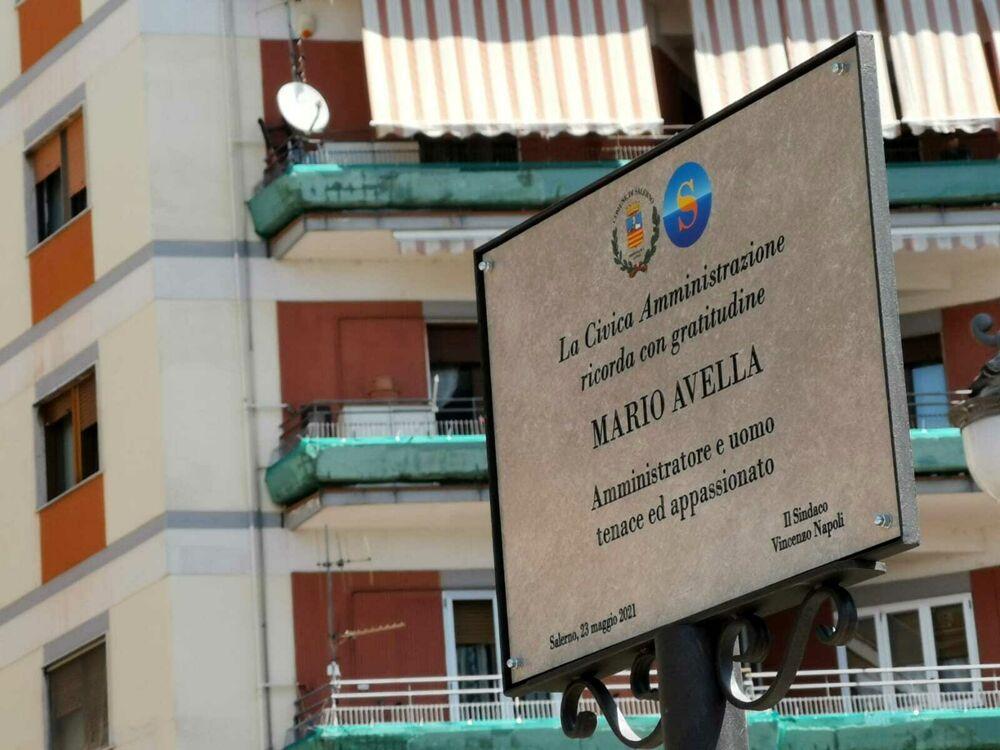 Salerno: giornata di inaugurazioni in tutta la città