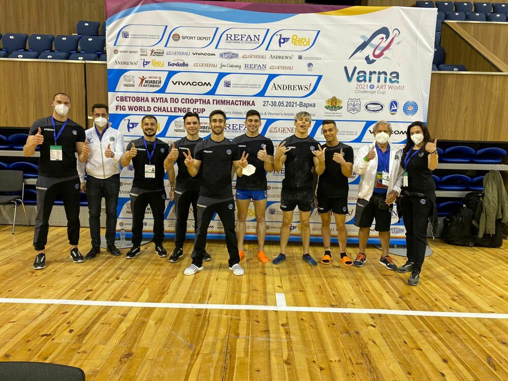 World Challenge Cup, tra i finalisti anche Maresca