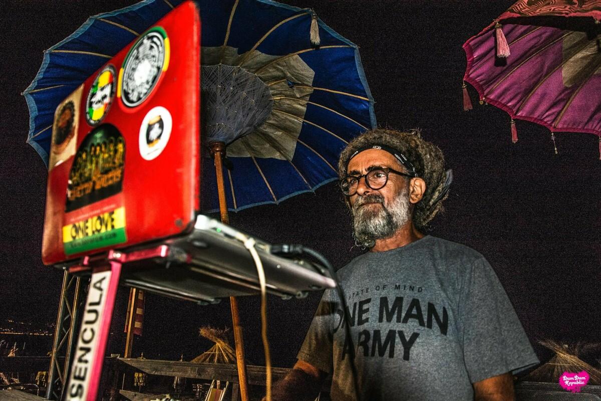 Reggae per il Sound System di LampaDread al Dum Dum Republic
