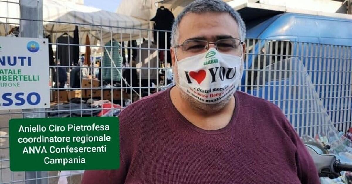 Fieristi, 9mila imprese ambulanti a rischio chiusura: l'Anva pronta a scendere in piazza