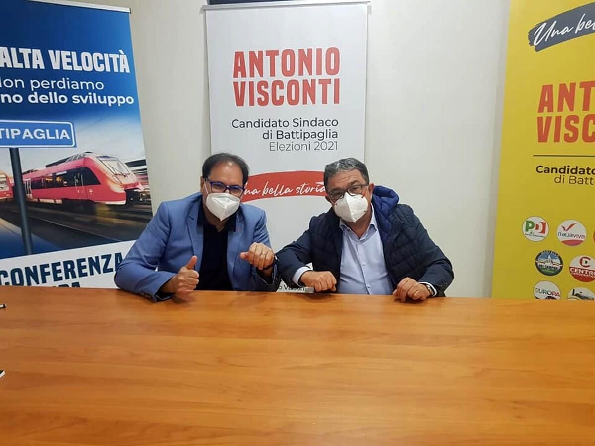 """Elezioni 2021, ecco i candidati sindaci dei """"Democratici e Progressisti"""" a Salerno, Battipaglia e Eboli"""