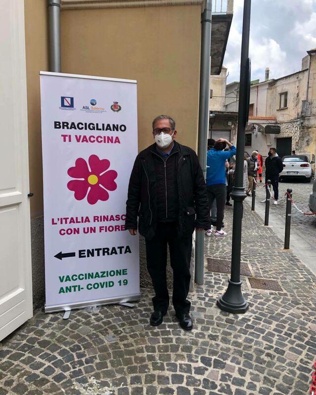 Open Day Vaccinale aperto a tutti a Bracigliano: tutte le informazioni