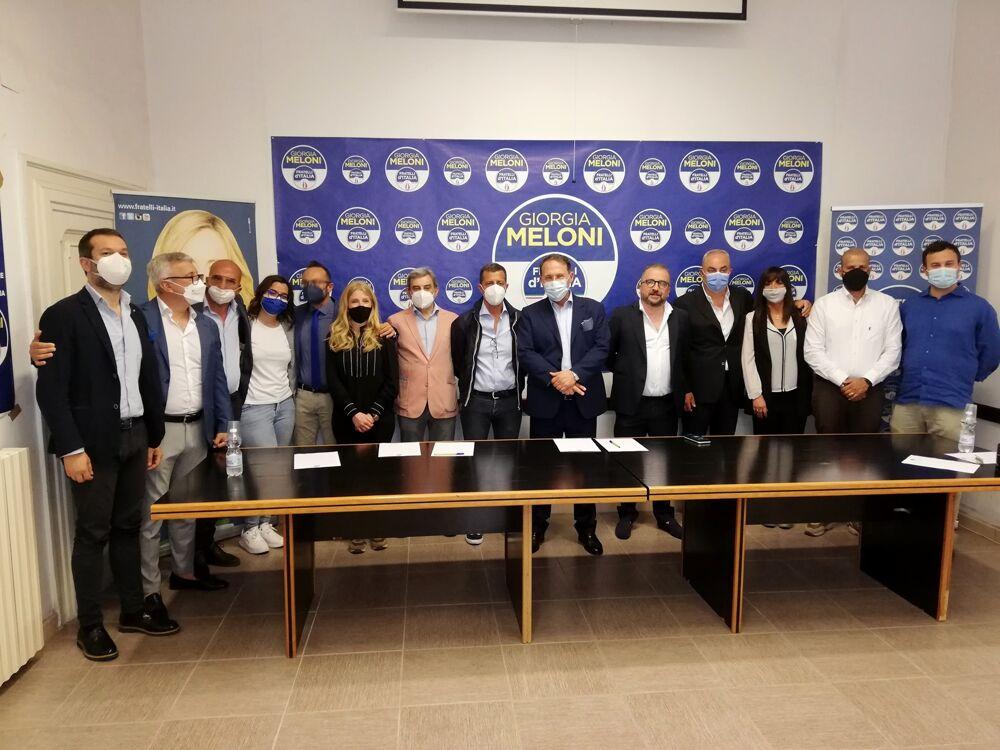 Fratelli d'Italia, aderiscono cinque consiglieri comunali di Bellizzi