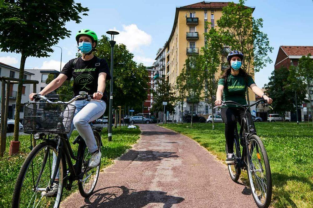 Greenpeace lancia un'eco-mappa interattiva: tappa anche a Salerno