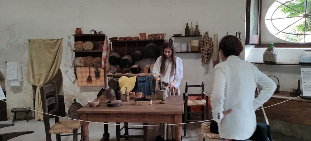 Battipaglia, nasce il Museo della Mozzarella: la visita della sindaca