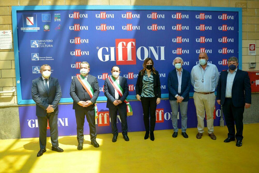 """Giffoni Film Festival, Borgonzoni: """"Art Bonus e sale più grandi"""""""