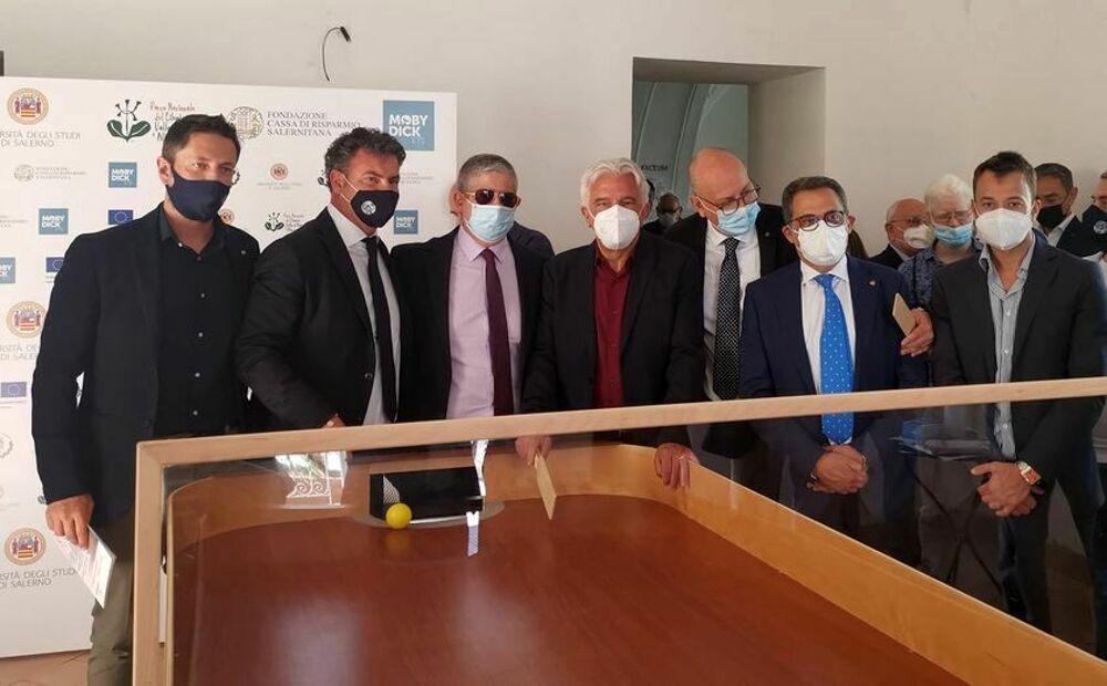 """Disabilità visiva a Salerno, concluso il progetto Showdown. Il sindaco: """"Momento emozionante"""""""