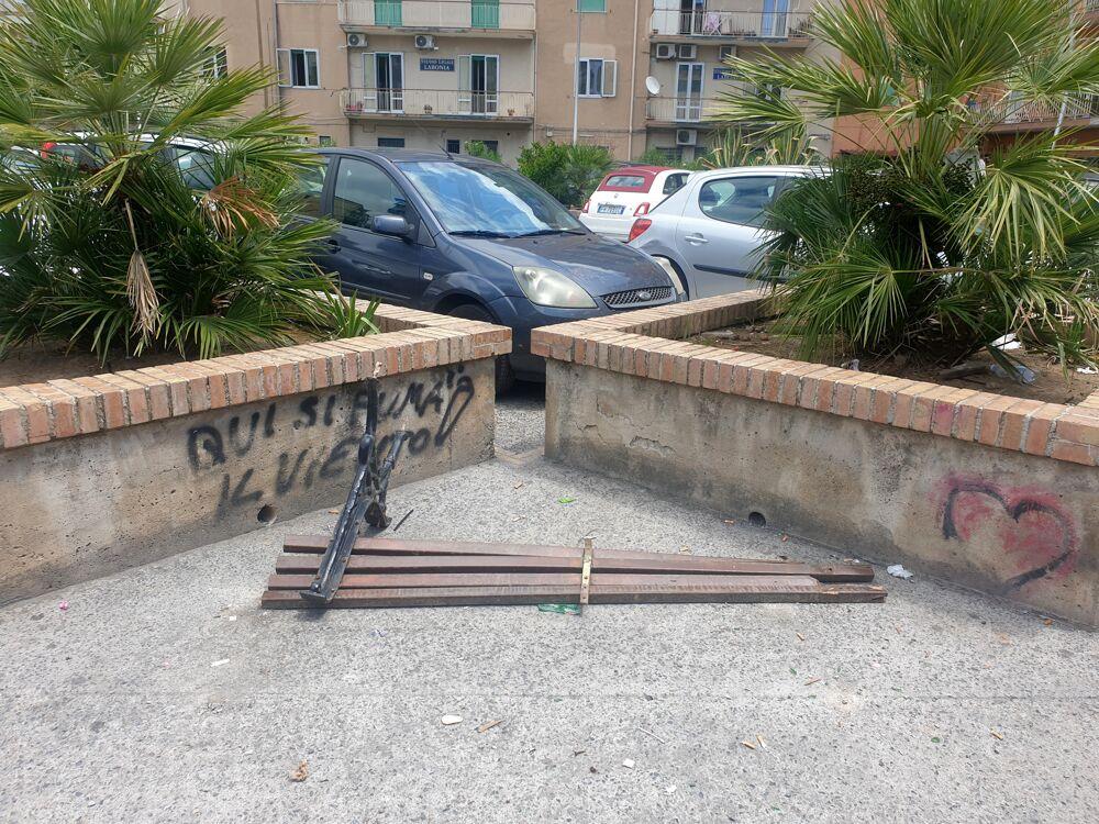 Degrado in via Gaeta: l'interrogazione di Celano al sindaco
