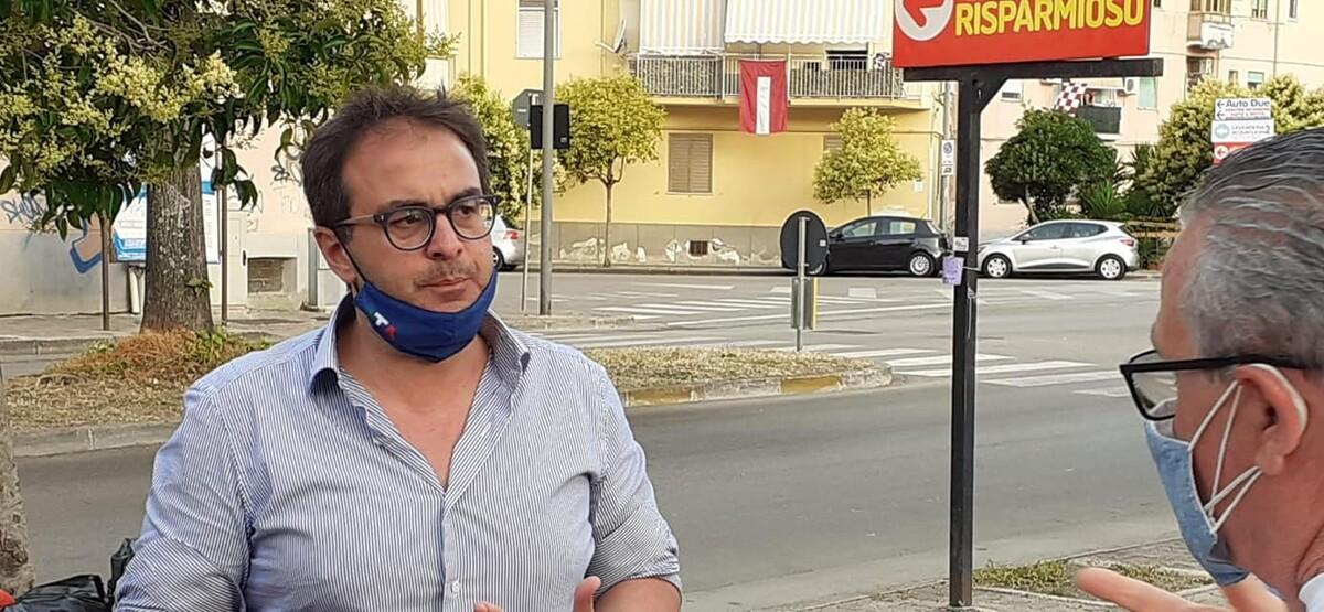 Salerno Pulita, Bennet incontra i cittadini del quartiere Carmine