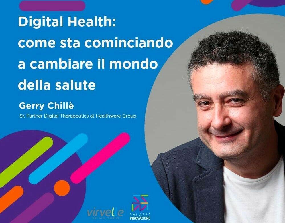I mercoledì del Palazzo Innovazione: il nuovo ospite è Gerry Chillè