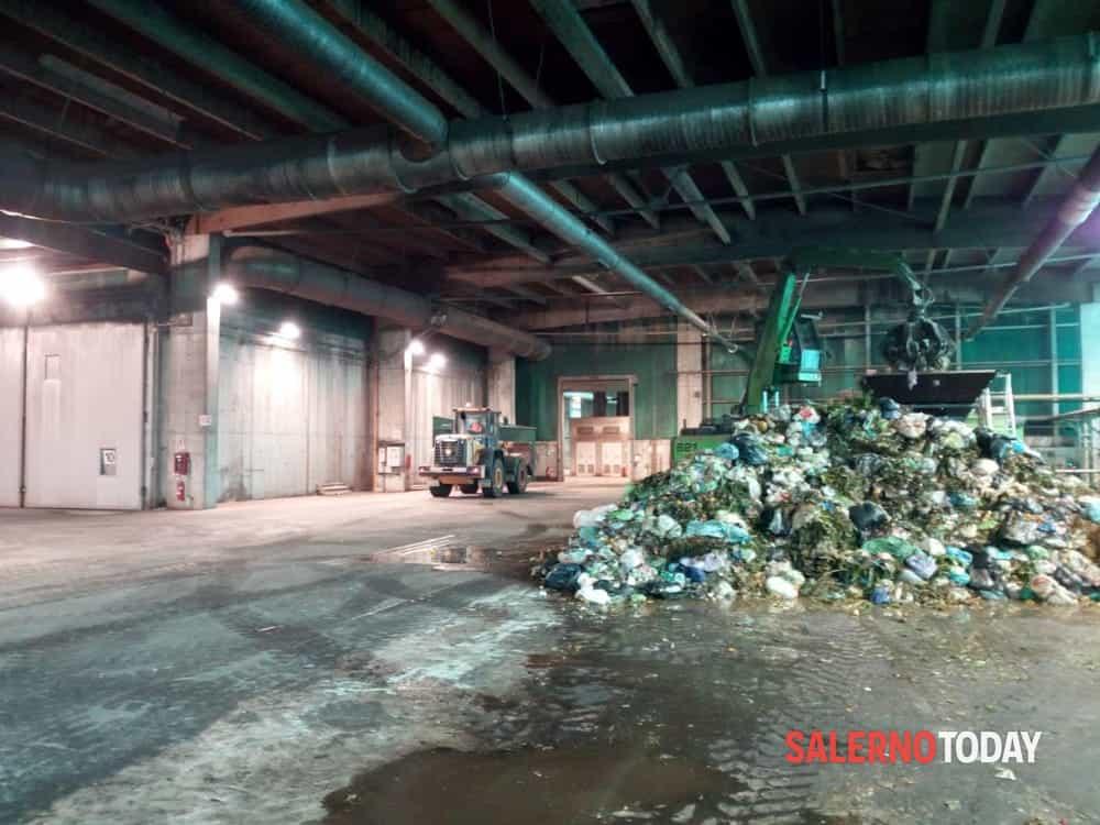 Gestione dell'impianto di compostaggio di Eboli, l'allarme di Stanzione (Fit Cisl Salerno)