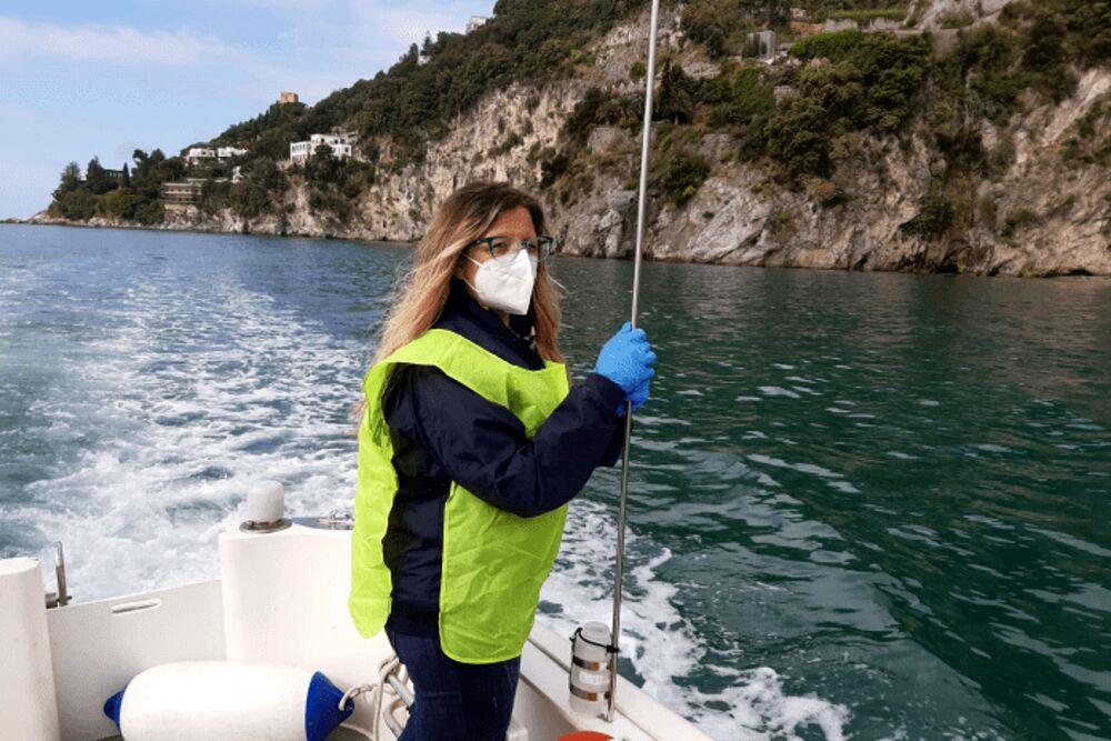 Mare: i risultati del monitoraggio dell'Arpa Campania