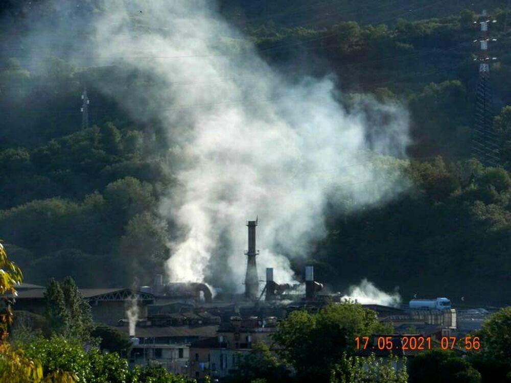 """Inquinamento nella Valle dell'Irno, Forte contro Valiante: """"Il sindaco ci ha aggredito verbalmente"""""""