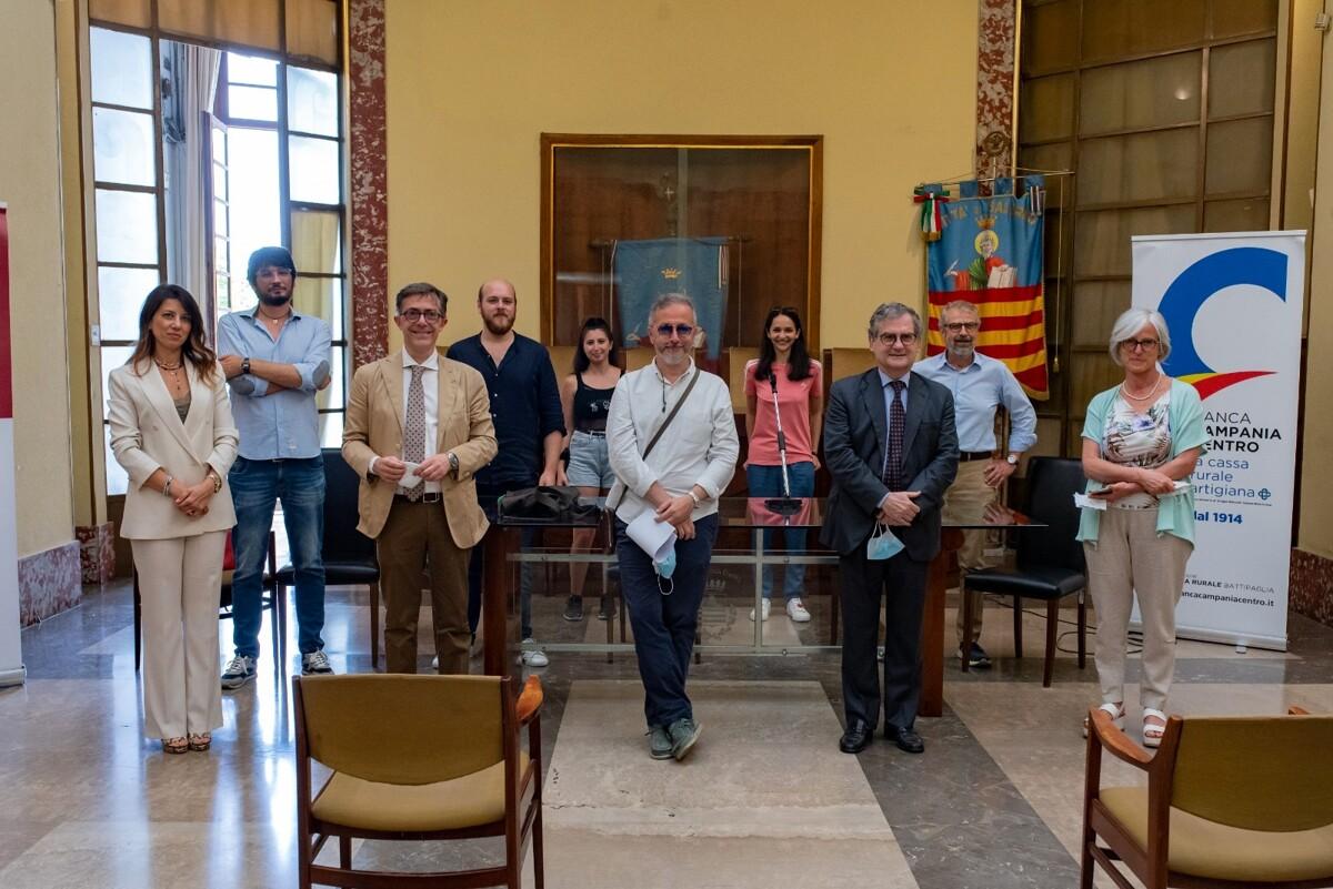 """Presentato il progetto """"Una banca di Racconti"""": Salerno nella sceneggiatura di De Silva"""