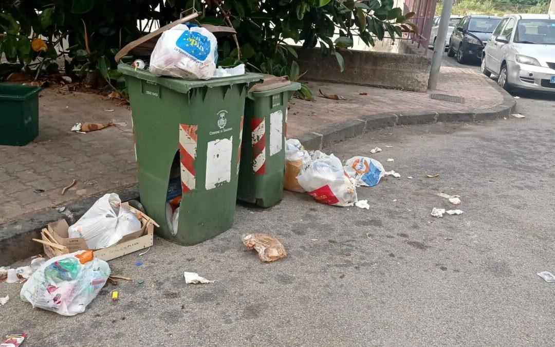 Degrado e rifiuti a Mariconda: la denuncia dei residenti