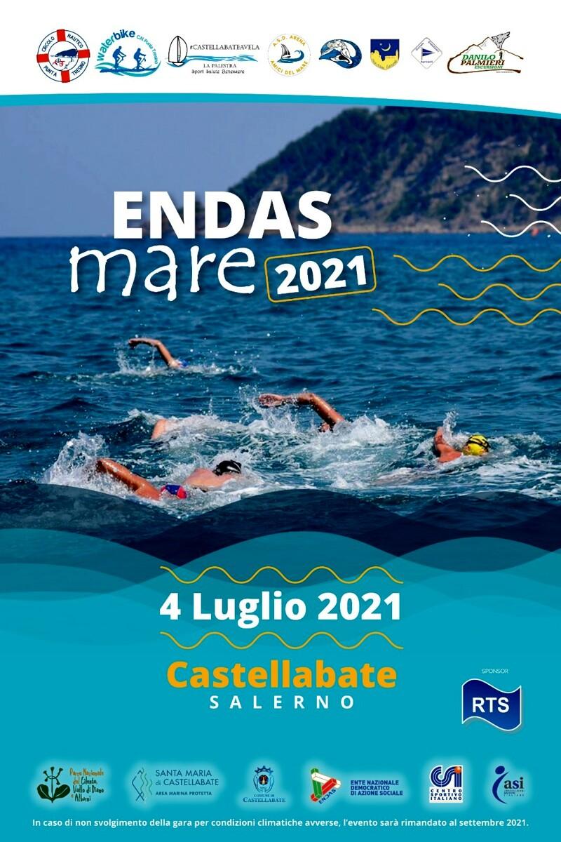Cilento, il nuoto in acque libere ritorna a Castellabate