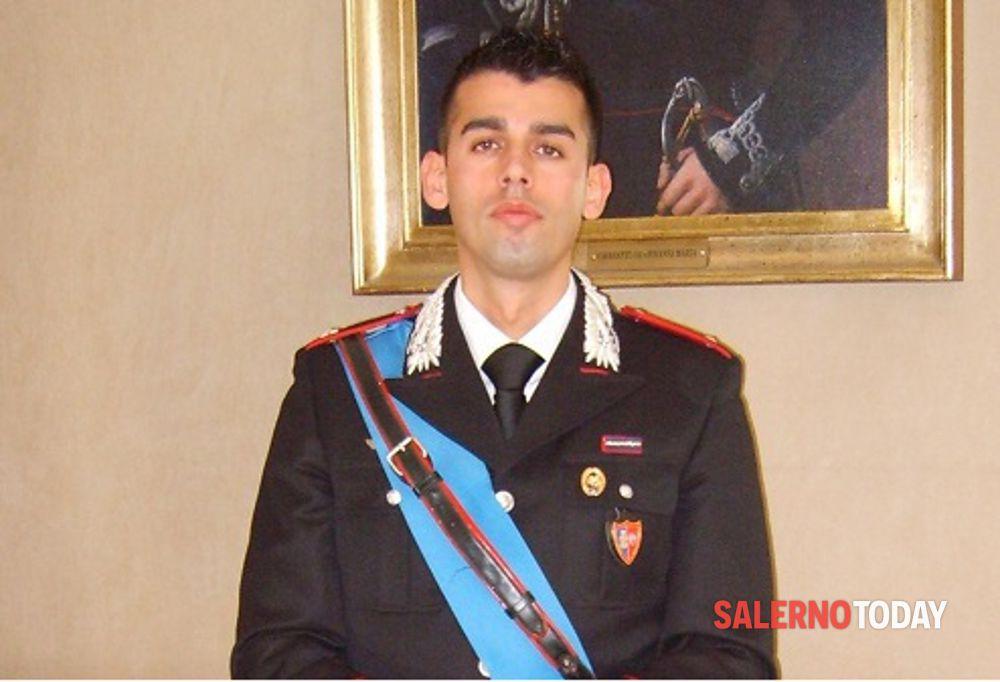 Pagani, commemorazione e Santa Messa in memoria del tenente Marco Pittoni