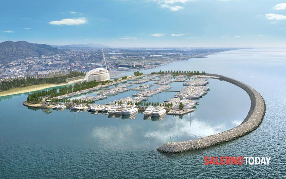 Marina d'Arechi: arriva Seabin, un innovativo sistema di raccolta di plastica in mare