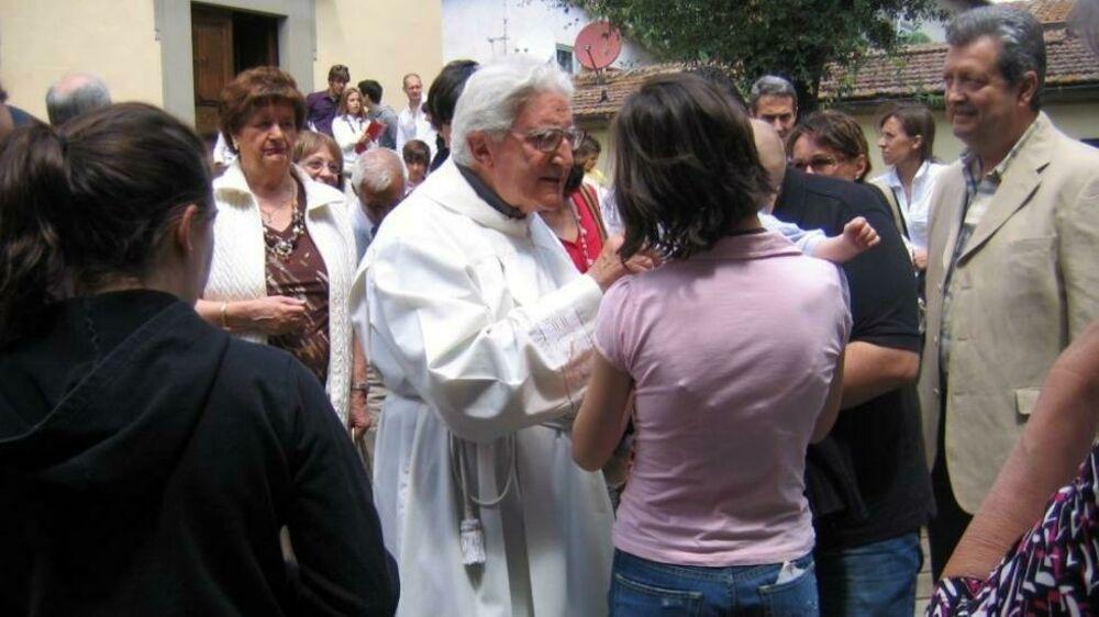 Bracigliano a lutto: addio a Padre Giovanni, il cordoglio