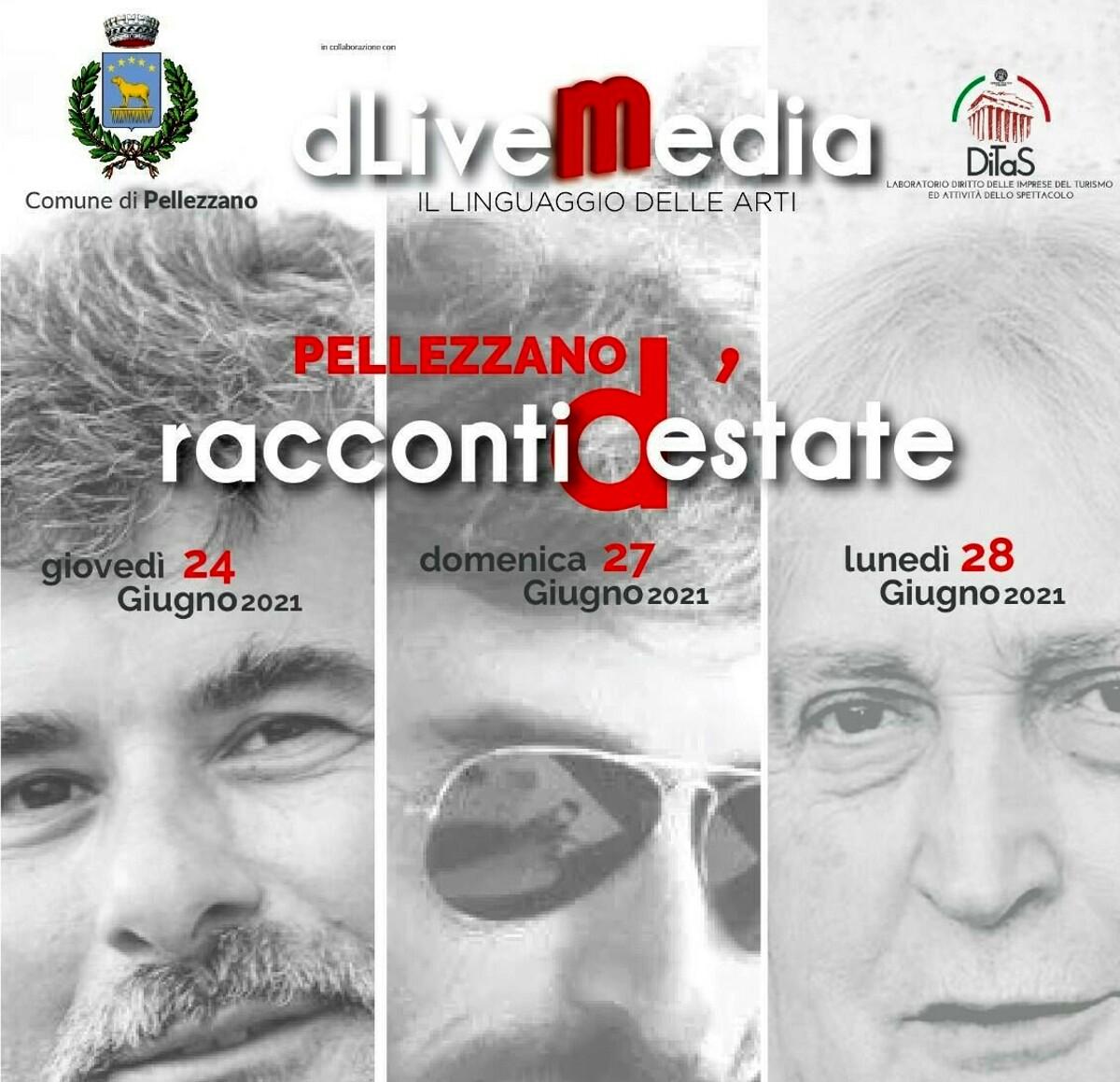 Racconti d'estate: ripartono cultura e spettacolo a Pellezzano