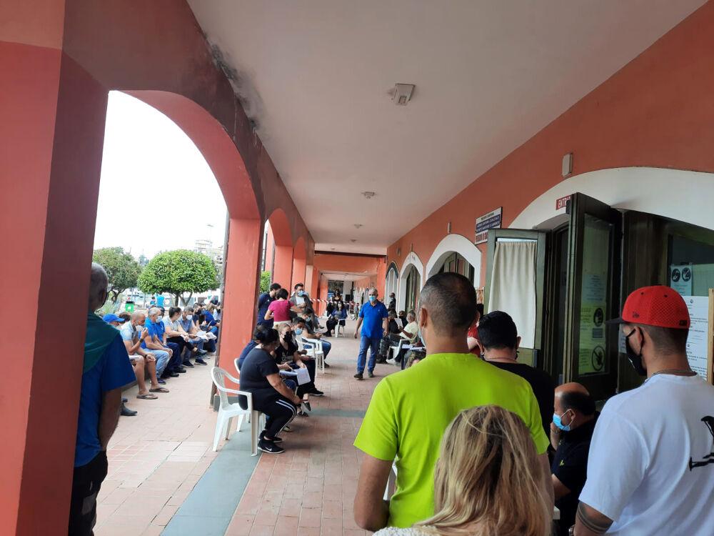 Vaccinati oltre 500 operatori turistici a Camerota: parla il sindaco