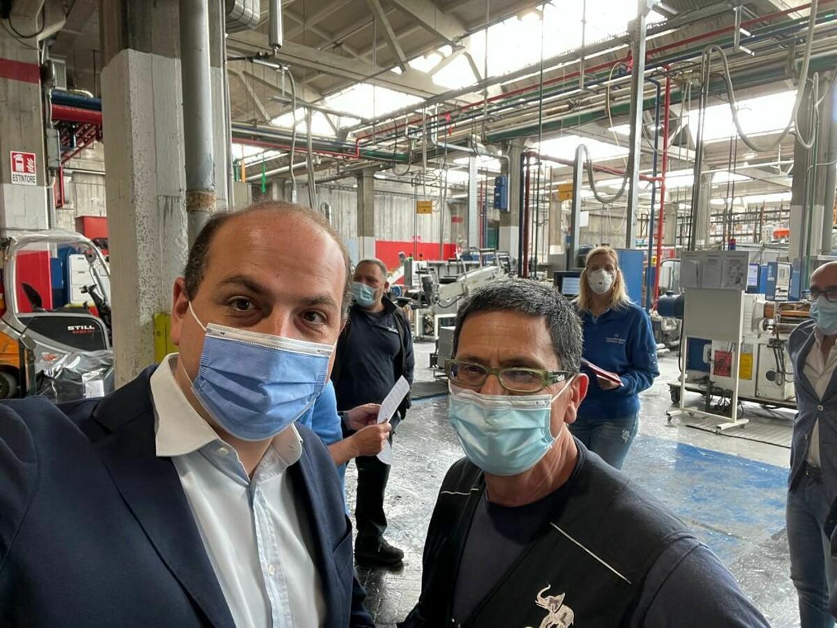 """Approvato il bilancio del Consorzio ASI Salerno, Visconti: """"Ente virtuoso e produttivo"""""""