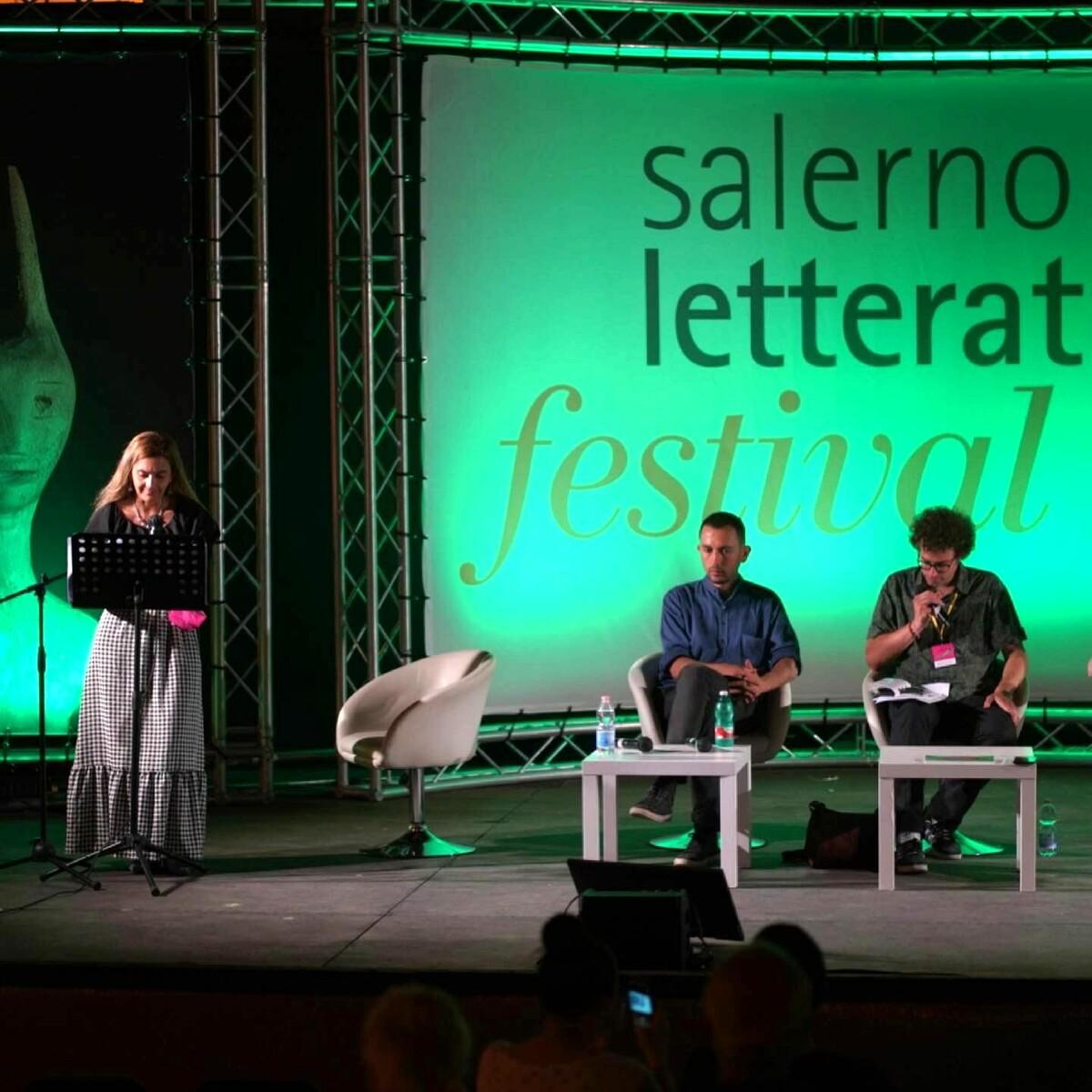 Salerno Letteratura: premiato Edouard Louis