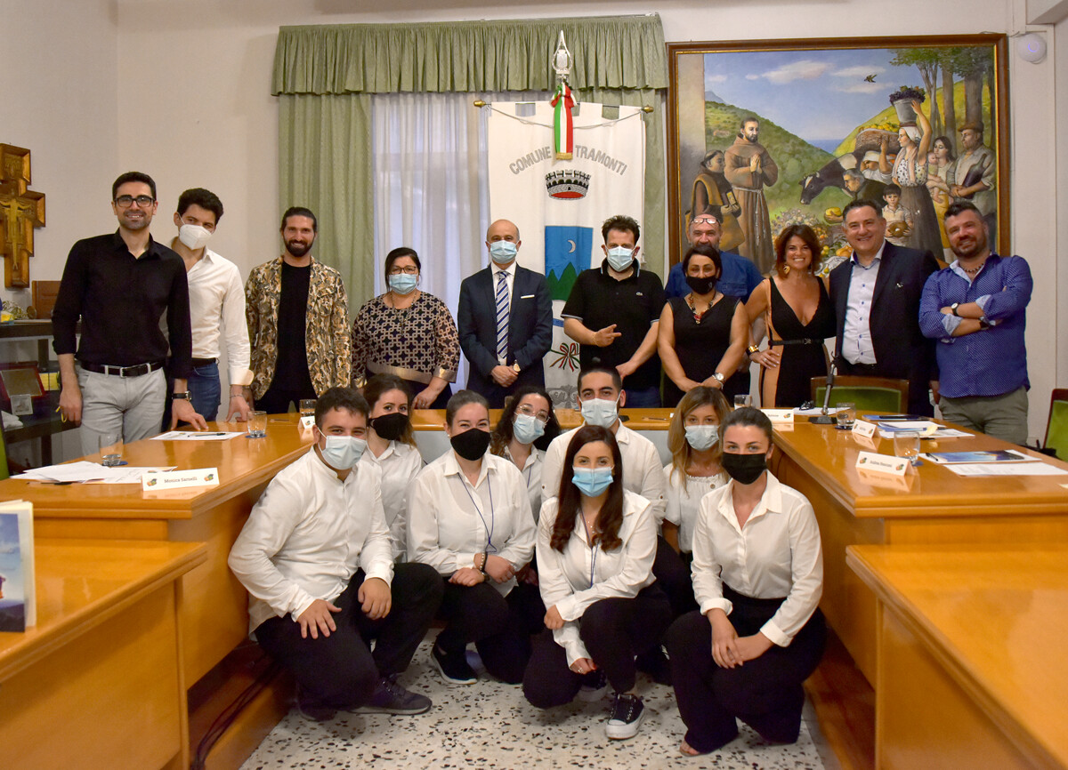 Tramonti, Premio Tagliafierro e tutti i vincitori: si chiude la XV edizione