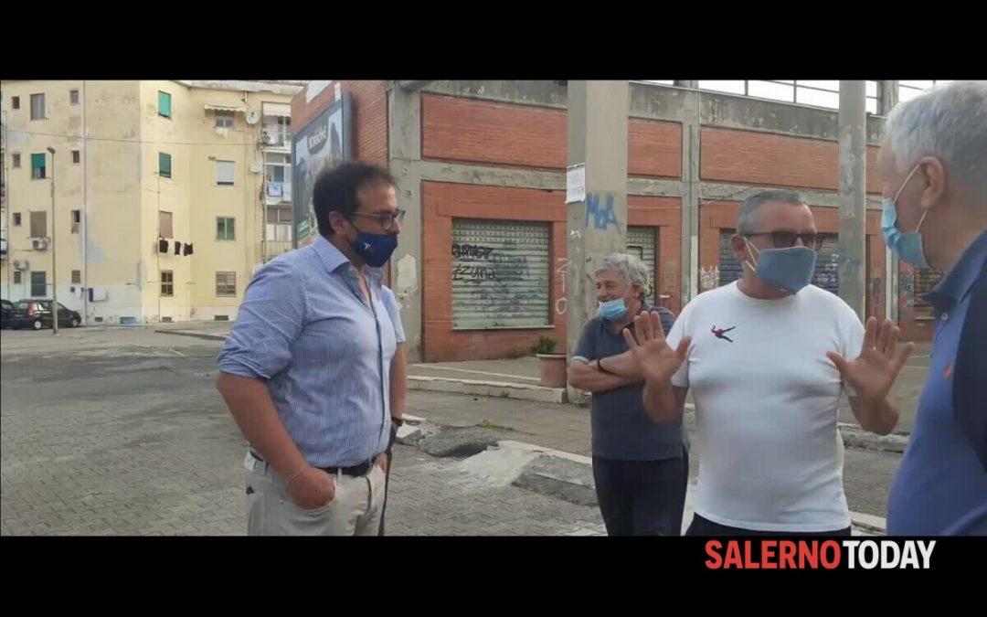 Salerno Pulita: parte il tour nei quartieri, il video