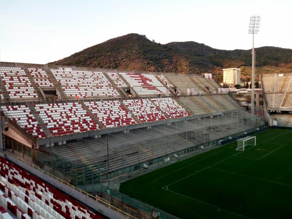 Salernitana in Serie A: la Regione finanzia i lavori di adeguamento dello stadio Arechi