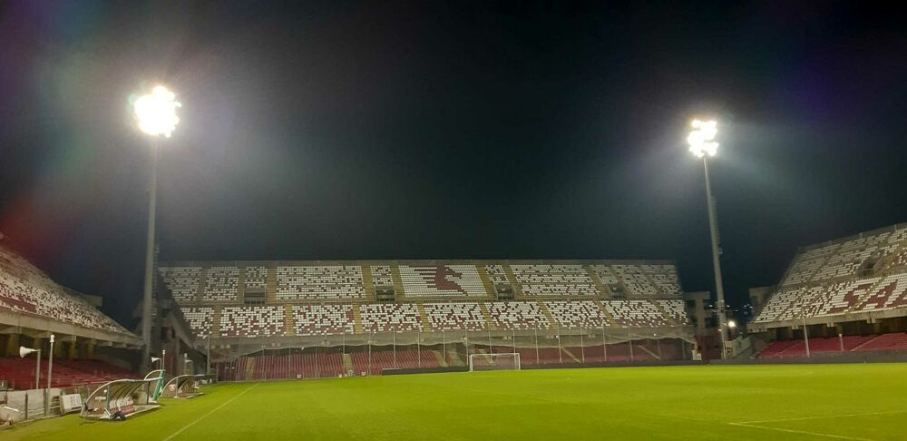 Debutto in Coppa Italia: la Salernitana affronterà il Frosinone allo stadio Arechi