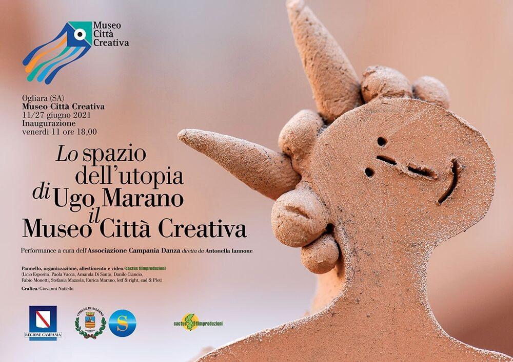 Omaggio all'artista: ad Ogliara nasce lo spazio dell'utopia di Ugo Marano