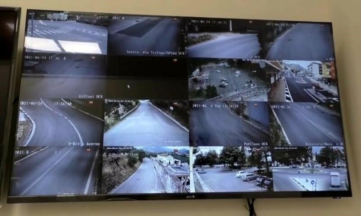 Occhio elettronico a Montecorvino Rovella: è stata potenziata la videosorveglianza
