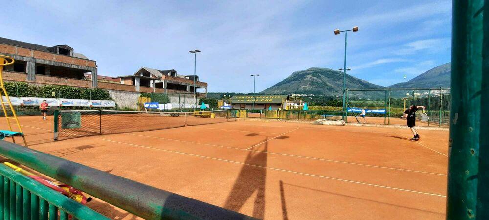 Super Next Gen Italia, una tappa anche all'accademia Tennis di Salerno