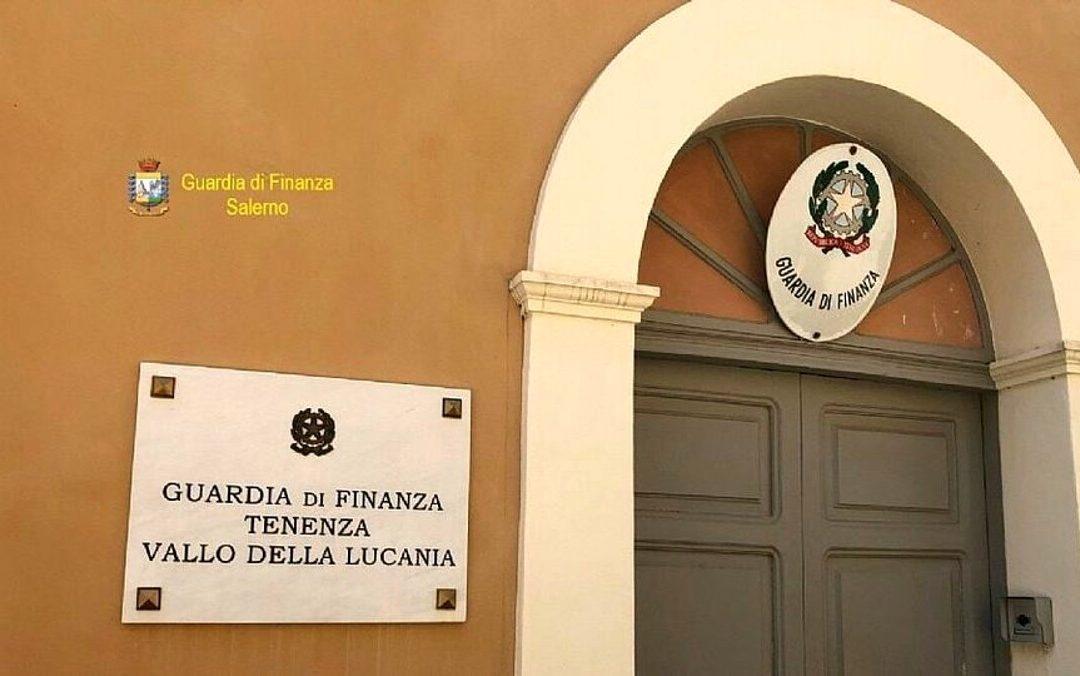 Vallo della Lucania, tenenza della Guardia di Finanza promossa a Compagnia