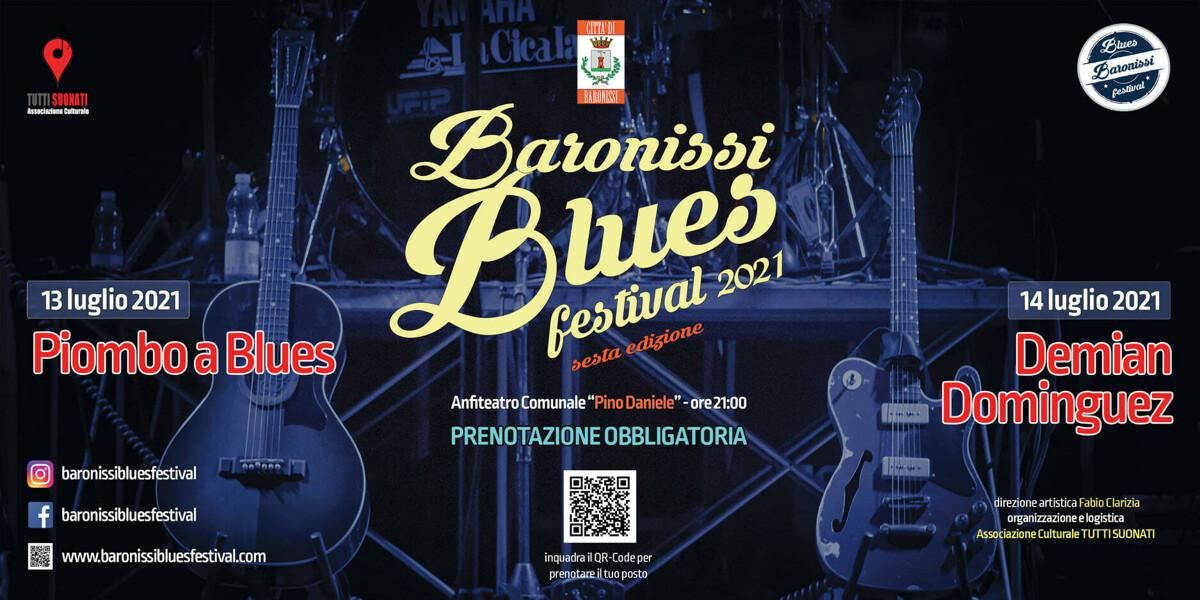 Baronissi Blues Festival e Jazz Summer Vibes: la presentazione a Salerno